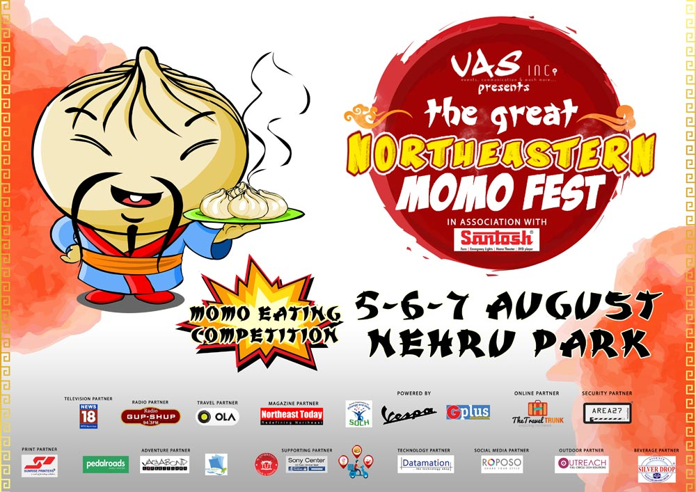 The Great North Eastern Momo Fest