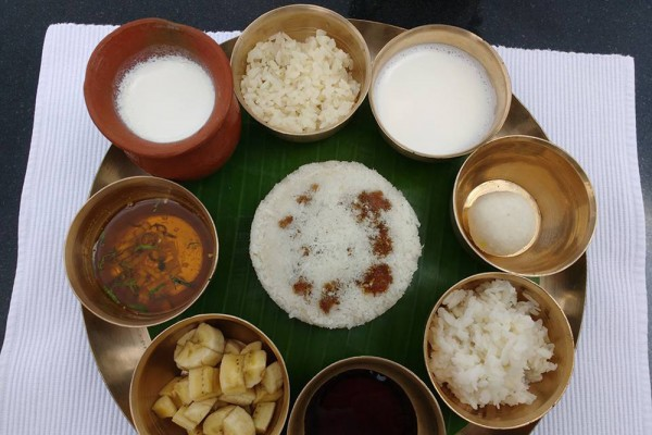 Assamese Breakfast