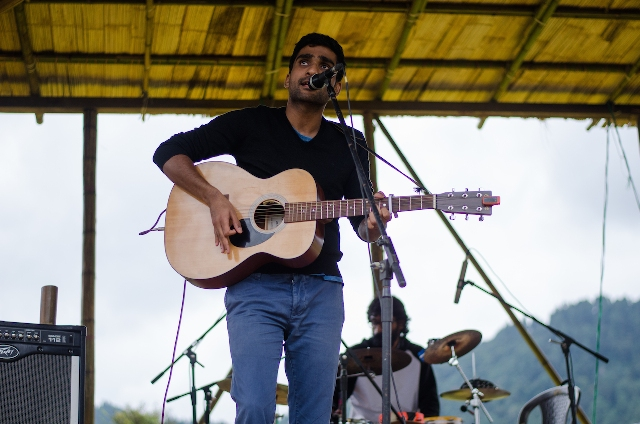 Prateek Kuhad in Ziro. Image courtesy: Rolling Stone India